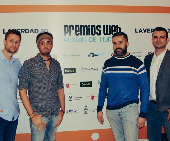 Gala X premios web de La Verdad