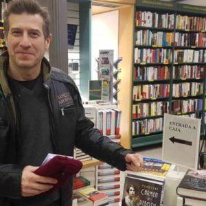 Carlos Casado autor de Ventanas