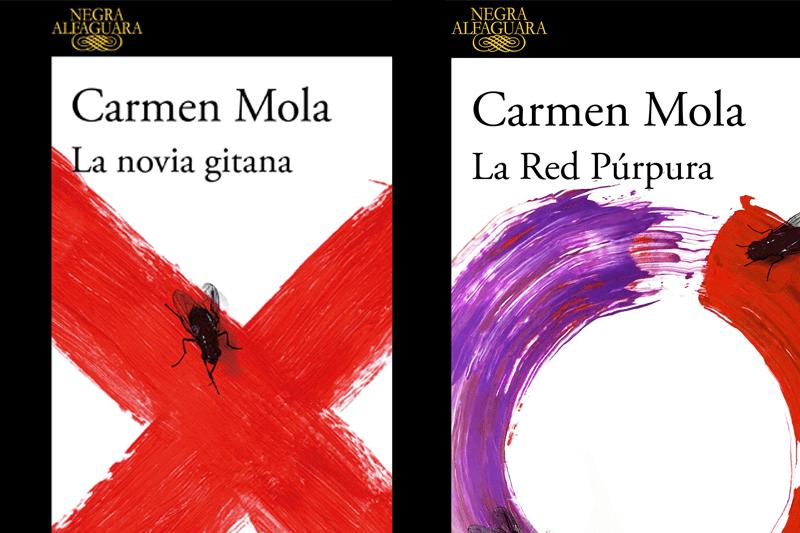 Inspectora Elena Blanco de Carmen Mola
