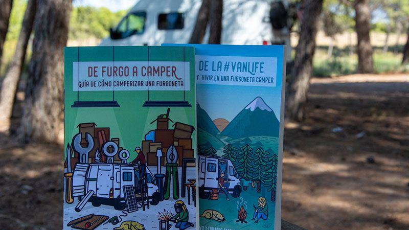 cómo vivir y viajar en furgoneta camper
