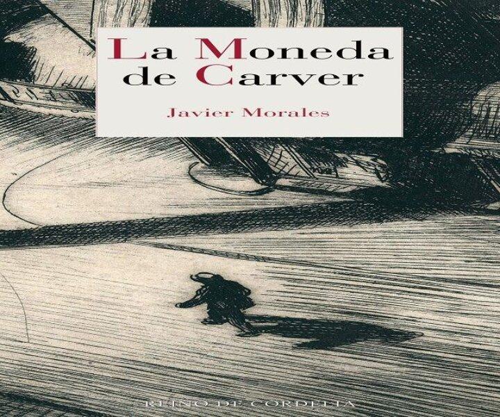 Portada de la novela La moenda de Carver