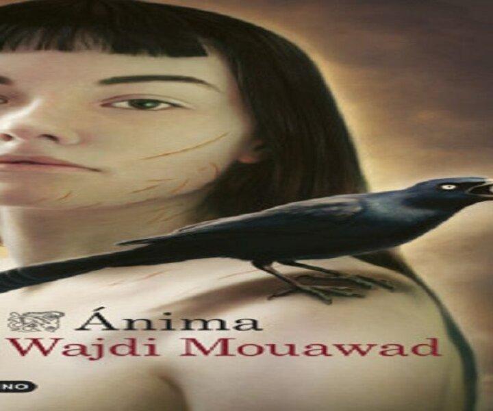Portada de Ánima, de Wadji Mouawad